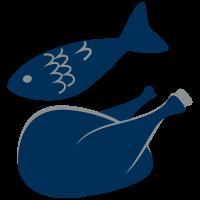 AKTIV Ikon - Fisk & Fjerkræ