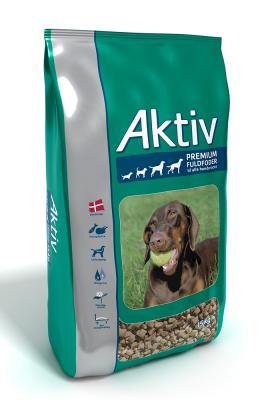 AKTIV hund pose