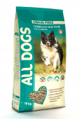 ALL DOGS Grain-free pose